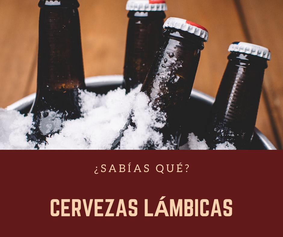 maridaje cervezas lámbicas: cerveza o vino