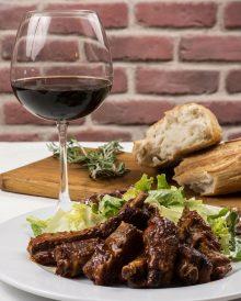 maridaje vino tinto y carne notas aromas sabores platos