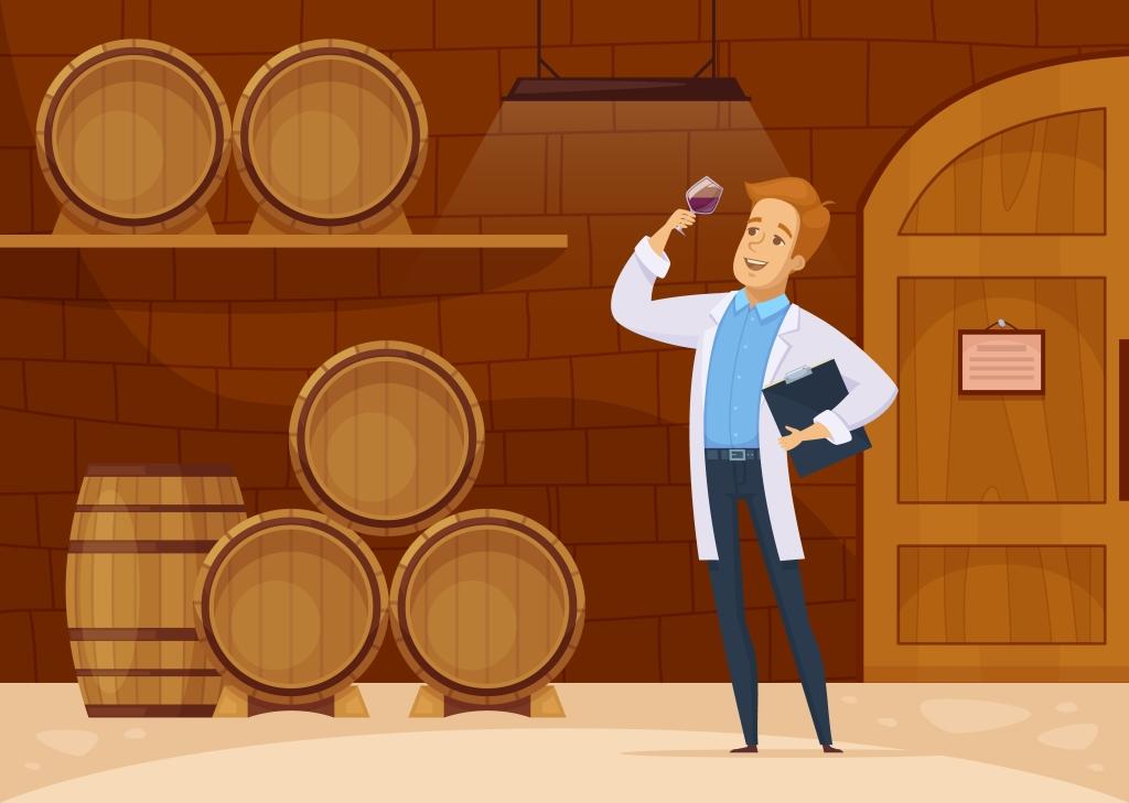 Fabricación de vino