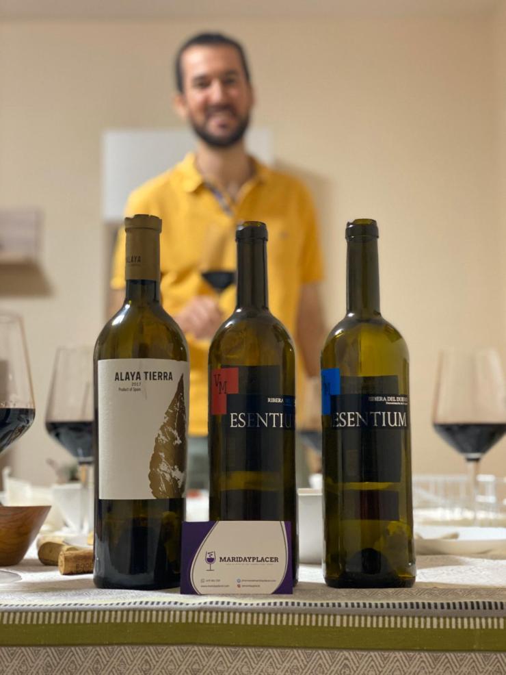 cata de vinos según envejecimiento